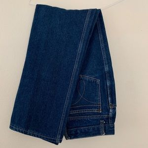 Vintage Calvin Klein High Waist Flare pants 💝